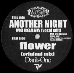 画像1: $$ Morgana / Dank-One – Another Night / Flower (MR-0047) ラスト