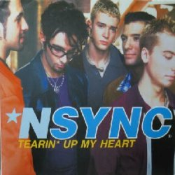 画像1: *NSYNC / TEARIN' UP MY HEART