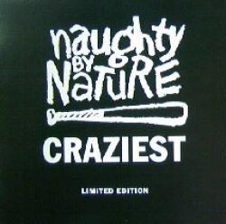 画像1: NAUGHTY BY NATURE / CRAZIEST LIMITED EDITION