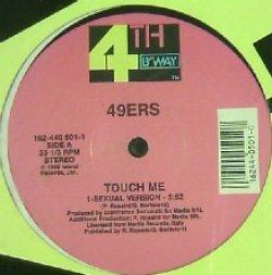 画像1: 49ERS / TOUCH ME (CUT盤) YYY11-194-5-7