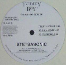 画像1: STETSASONIC / THE HIP HOP BAND EP YYY30-603-3-32
