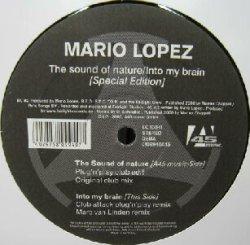 画像1: MARIO LOPEZ / THE SOUND OF NATURE / INTO MY BRAIN (SPECIAL EDITION)