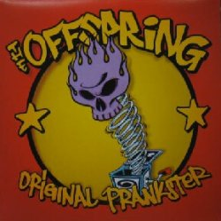 画像1: $ THE OFFSPRING / ORIGINAL PRANKSTER (COL 669821 6) YYY261-2998-12-13