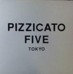 画像1: $ PIZZICATO FIVE TOKYO 白 (PIZZICAT-5-1) 折 YYY0-273-8-8