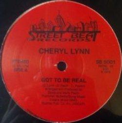 画像1: $ Cheryl Lynn / Got To Be Real (SB 5001) 2MIX YYY7-111-3-57