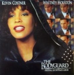 画像1: Kevin Costner Whitney Houston / The Bodyguard (LP) G 再