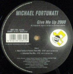 画像1: $$ MICHAEL FORTUNATI / GIVE ME UP (NEW VERSION) WAY 1164 YYY344-4272-5-12 店長後程確認