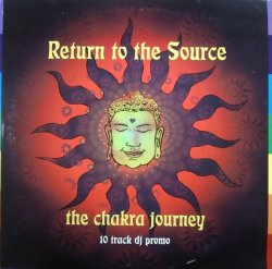 画像1: Various ‎/ The Chakra Journey (3LP) 残少 A5581