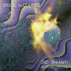 画像1: Sid Shanti ‎– Deck Wizards - Aural Sect  (2LP) ラスト A5587