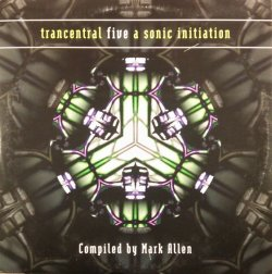 画像1: Various ‎/ Trancentral Five - A Sonic Initiation (2LP) ラスト A5589