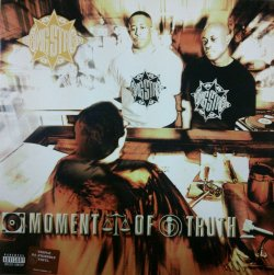 画像1: GANG STARR / MOMENT OF TRUTH (3LP) EU 最終 YYY0-2-2-2