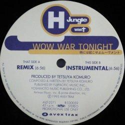 画像1: $ H Jungle With T / Wow War Tonight ~時には起こせよムーヴメント~ (AVJT-2271) Remix 中古(新品同様) YYY0-211-22-22