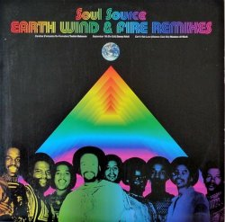 画像1: $ Soul Source EARTH WIND & FIRE REMIXES (SIJP 2) 黒 YYY235-2578-6-6