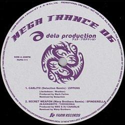 画像1: $$ Various – Mega Trance 06 (FAPR-111) Y3