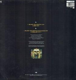 画像2: $ Michael Jackson / Black Or White (657598 6)  UK YYY20