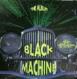 画像1: $$ BLACK MACHINE / THE ALBUM (HOW GEE, LET'S GO収録アルバム) NMLP 1028 YYY303-3807-9-9