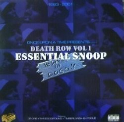 画像1: DEATH ROW VOL.1 ESSENTIAL SNOOP 1993-2001