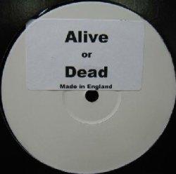 """画像1: $ Unknown Artist / Alive Or Dead (AOD1) Dead Or Alive """"You Spin Me Round""""ネタ Y60"""