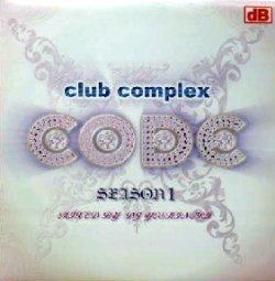 画像1: $ V.A. / club complex CODE BEST SEASON.1 SAMPLER (QRNW-28) Y5