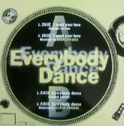 画像1: $ CHIC / I WANT YOUR LOVE c/w EVERYBODY DANCE 8122-74529-0 YYY293-3658-8-9