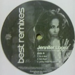 画像1: JENNIFER LOPEZ / BEST REMIXES