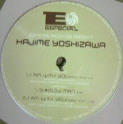 画像1: HAJIME YOSHIZAWA / I AM WITH YOU