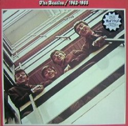 画像1: THE BEATLES / 1962-1966 (2LP) LIMITED EDITION RED VINYL