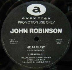画像1: JOHN ROBINSON / JEALOUSY (REMIX) 大ヒットVERSION