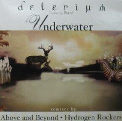画像1: DELERIUM feat.RANI / UNDERWATER  原修正