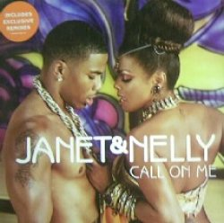 画像1: JANET & NELLY / CALL ON ME