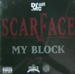 画像1: SCARFACE / MY BLOCK