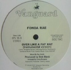画像1: FONDA RAE / OVER LIKE A FAT RAT (US) 残少YYY135-2023-3-3