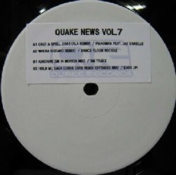画像1: $$ QUAKE NEWS VOL.7 (QRNW-7) Y5