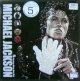 MICHAEL JACKSON / 5 PICTURE DISC BOX SET