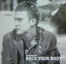 画像1: $$ JUSTIN TIMBERLAKE / ROCK YOUR BODY YYY212-3180-3-4