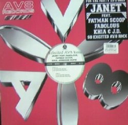 画像1: %% JANET JACKSON / SO EXCITED AV8 REMIX (AV-707) YYY264-3046-4-4
