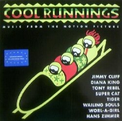 画像1: $ V.A. / COOL RUNNINGS - MUSIC FROM THE MOTION PICTURE (LP)  COL 474840 1 YYY162-2307-4-5 後程済