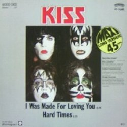 画像1: $$ KISS / I WAS MADE FOR LOVING YOU (6000 562) YYY107-1717-6-6