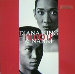 画像1: DIANA KING & NAHKI / I'LL DO IT (12inch) YYY136-2034-10-17  原修正