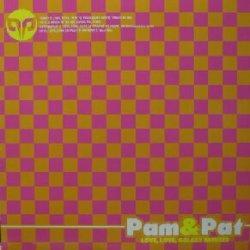 画像1: Pam & Pat / LOVE, LOVE, GALAXY REMIXES