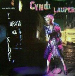 画像1: Cyndi Lauper / I Drove All Night