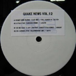 画像1: $$ QUAKE NEWS VOL.12 (QRNW-12)