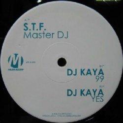 画像1: $$ S.T.F. / Master DJ (MR-0076) Y30