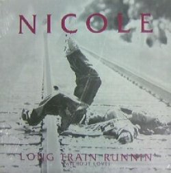画像1: NICOLE / LONG TRAIN RUNNIN' (WITHOUT LOVE) YYY47-1039-3-9