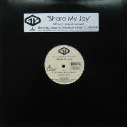 画像1: GTS feat.Loleatta Holloway / Share My Joy YYY155-2215-5-80  原修正
