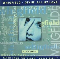 画像1: WHIGFIELD / GIVIN' ALL MY LOVE  原修正