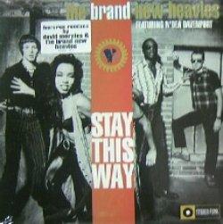 画像1: $$ THE BRAND NEW HEAVIES / STAY THIS WAY (422-866 187-1) YYY212-3181-5-15
