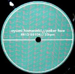 画像1: $ 浜崎あゆみ / poker face (RR12-88104) YYY258-2955-11-48 後程済