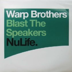 画像1: WARP BROTHERS / BLAST THE SPEAKERS (Club Mix)