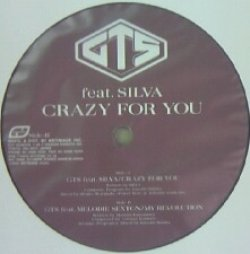 画像1: %% GTS FEAT. SILVA / CRAZY FOR YOU / MY REVOLUTION (AIV-12060) YYY0-127-2-3